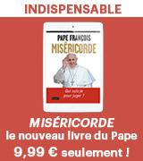 misericorde le nouveau livre du pape françois